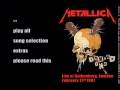 metallica_1987-02-13_gothenburg_screen_menu1