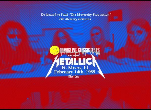 metallica_1989-02-14_ft-meyers_screen_menu