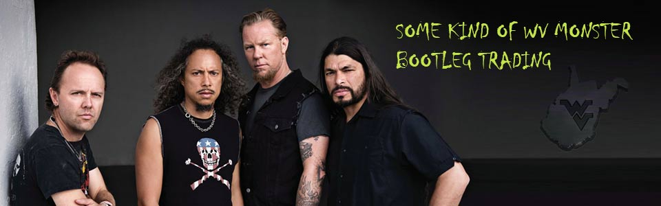 WV Monster's Metallica Trading Page