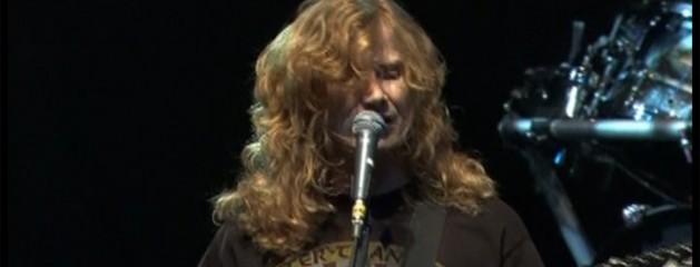 Megadeth 05-20-08 – San Diego, CA