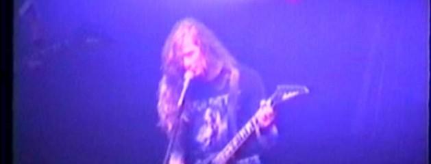 Megadeth 10-13-92 – Oslo, Norway