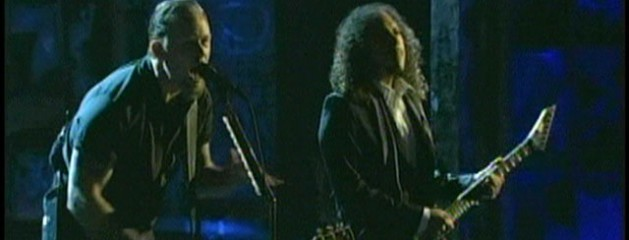 March, 2006 – VH1's Black Sabbath Hall of Fame Induction